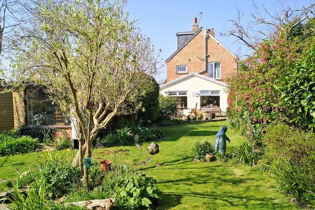 Rear Garden of Tregarth Road, Chichester PO19