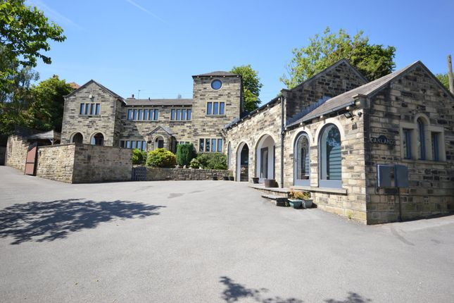 Thumbnail Detached house for sale in Parkhead Lane, Holmfirth