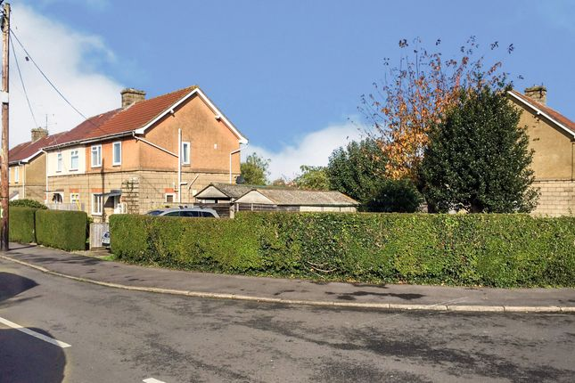 Thumbnail Semi-detached house for sale in Barnwell Road, Melksham