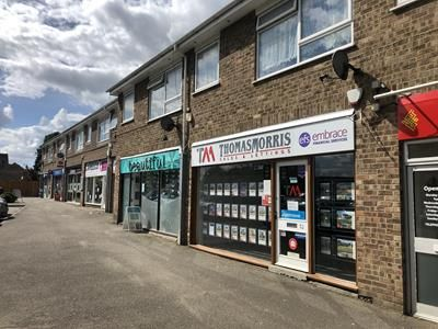 Thumbnail Retail premises to let in Unit 13 The Greenways, Sawtry, Cambridgeshire
