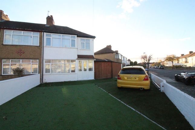 3 bed end terrace house for sale in Longfield Avenue, Enfield
