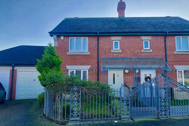 Thumbnail Semi-detached house for sale in St. Johns Close, Middlesbrough