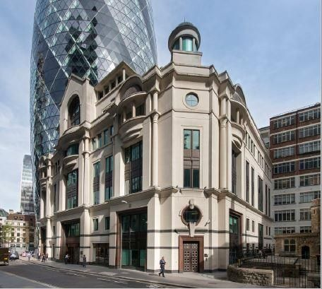 Thumbnail Office to let in Fitzwilliam House, 10 St Mary Axe