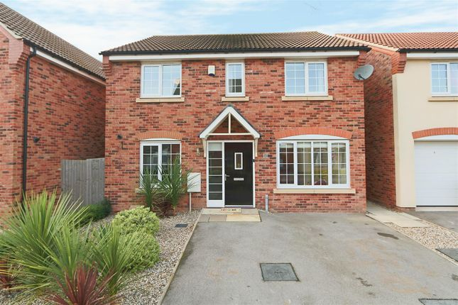Thumbnail Detached house to rent in Axmouth Drive, Mapperley Plains, Nottingham