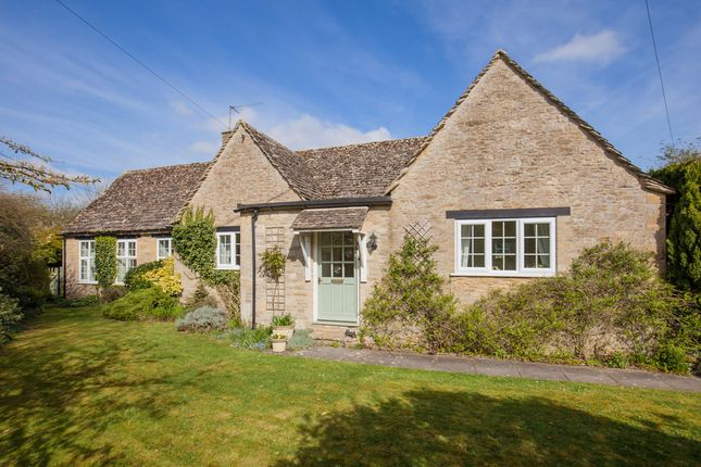 Thumbnail Detached bungalow for sale in Cross Tree Lane, Filkins, Lechlade