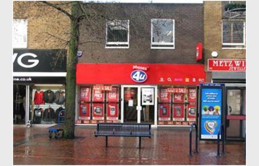 Thumbnail Retail premises for sale in 101 Church Street, Wolverhampton