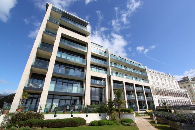 Thumbnail Flat to rent in Cliff Road, Plymouth