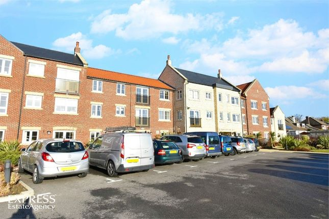 Thumbnail Flat for sale in Ryebeck Court, Pickering, North Yorkshire