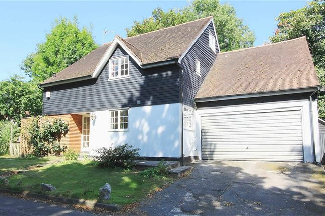 Thumbnail Detached house for sale in Southill Lane, Eastcote, Pinner