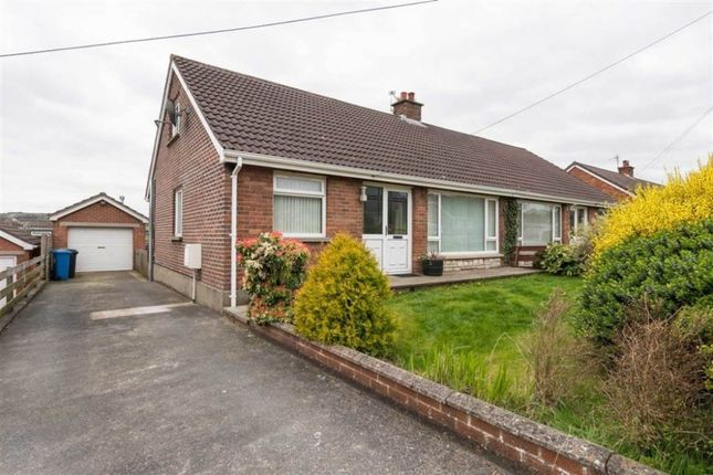 Thumbnail Bungalow for sale in Valencia Way South, Newtownards