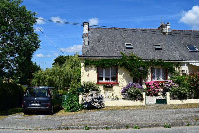 Thumbnail Detached house for sale in 56160 Ploërdut, Morbihan, Brittany, France