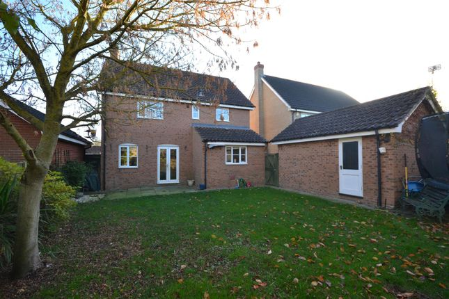 4 bed detached house for sale in Beckside, Horsford, Norwich
