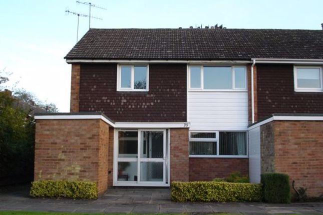 2 bed maisonette to rent in Rosaville Crescent, Allesley Village, Coventry CV5
