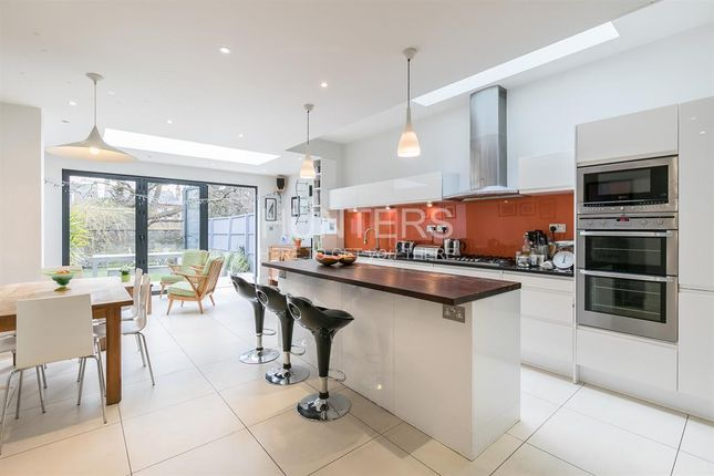 Thumbnail Property for sale in Burrard Road, London