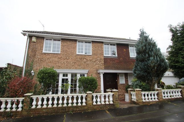 Thumbnail Detached house to rent in Conifer Close, Orpington