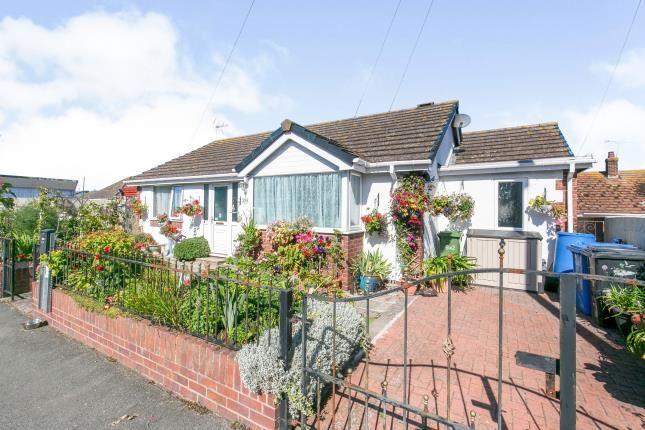 Thumbnail Bungalow for sale in Warren Drive, Prestatyn, Denbighshire, North Wales