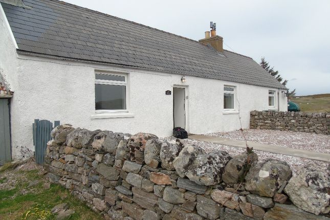 Thumbnail Cottage to rent in 135 Rhianchaital, Thurso, Highland