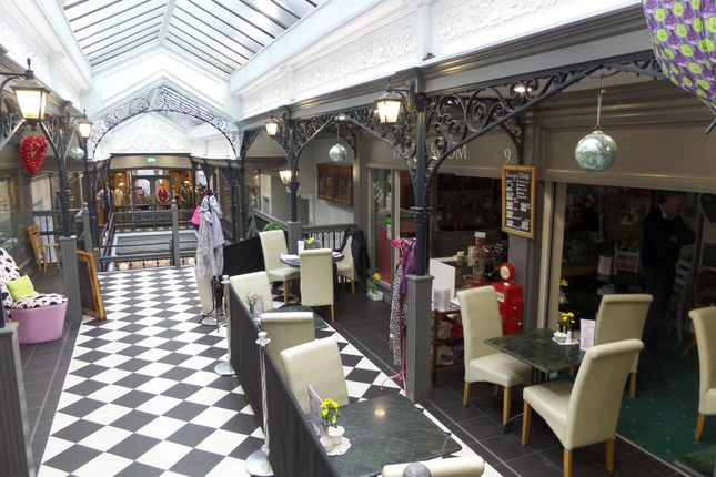 Thumbnail Restaurant/cafe to let in Westminster Arcade, Harrogate