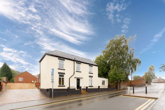Thumbnail Detached house for sale in Park Street, Madeley, Telford