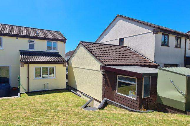 2 bed semi-detached house for sale in Hazeldene Close, Lee Mill Bridge, Ivybridge PL21