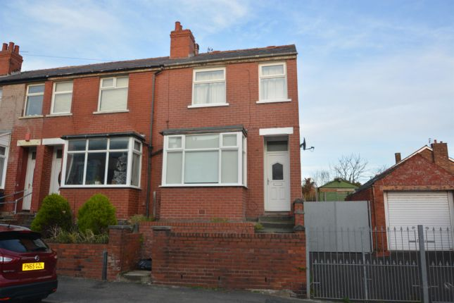 Thumbnail End terrace house to rent in Branston Road, Blackpool