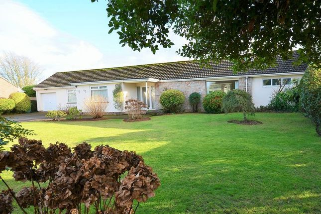 Thumbnail Bungalow for sale in Links Close, Churston Ferrers, Brixham.