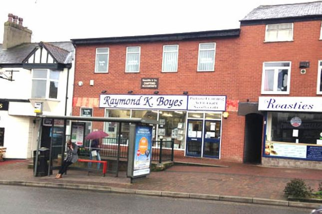 Thumbnail Retail premises for sale in Poulton Street, Kirkham