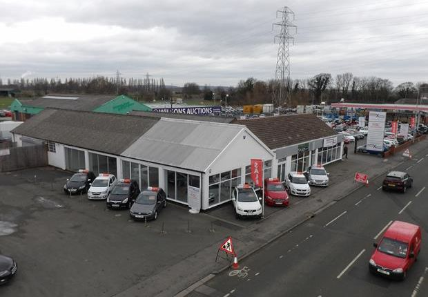 Light industrial to let in 85-87 Station Road, Queensferry, Flintshire