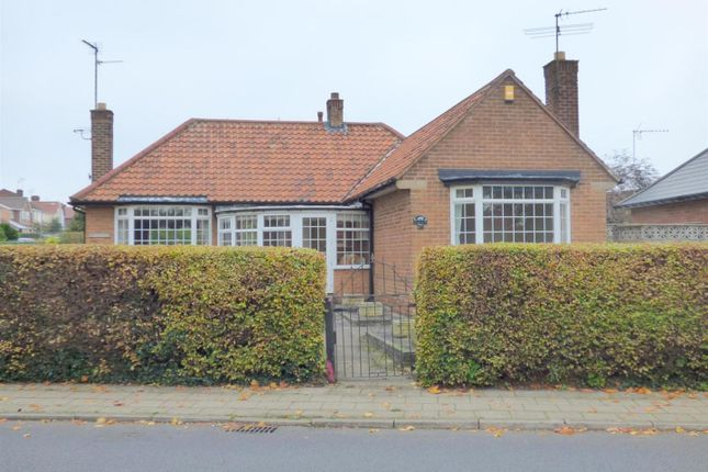 3 bed detached bungalow for sale in Ellesmere Road, Forest Town, Mansfield