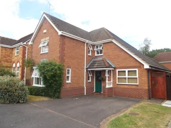 Thumbnail Detached house for sale in Camville, Binley, Coventry