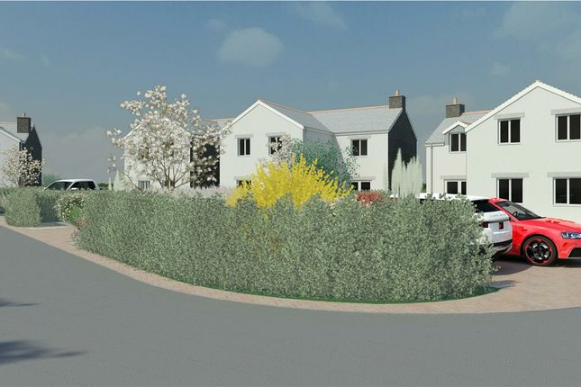 Site View of Penmenner Road, The Lizard, Helston, Cornwall TR12