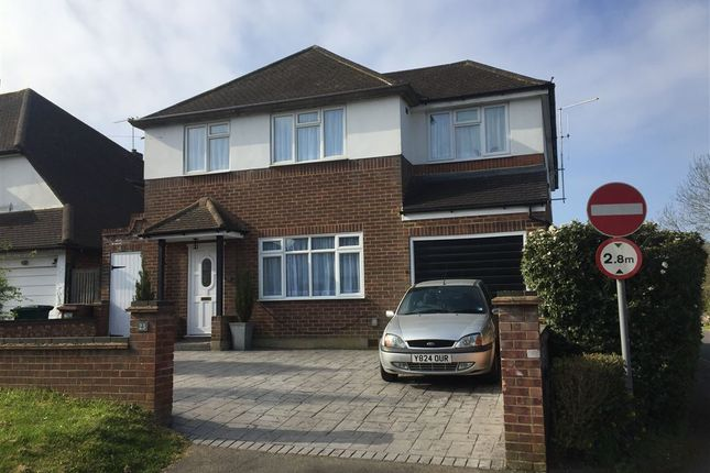 Thumbnail Property for sale in Abbots Road, Abbots Langley, Hertfordshire