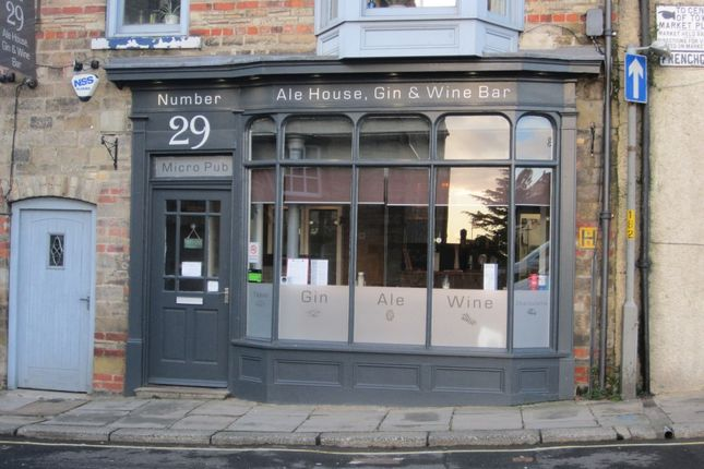 Thumbnail Restaurant/cafe for sale in Frenchgate, Richmond
