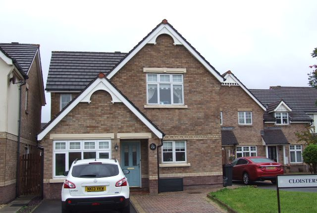 Thumbnail Detached house to rent in 2 Cloisters Walk, Baglan Moors, Port Talbot