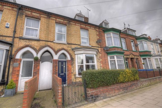 Thumbnail Terraced house to rent in St. Johns Avenue, Bridlington