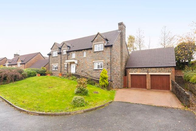 Detached house for sale in Miners Close, Long Ashton, Bristol
