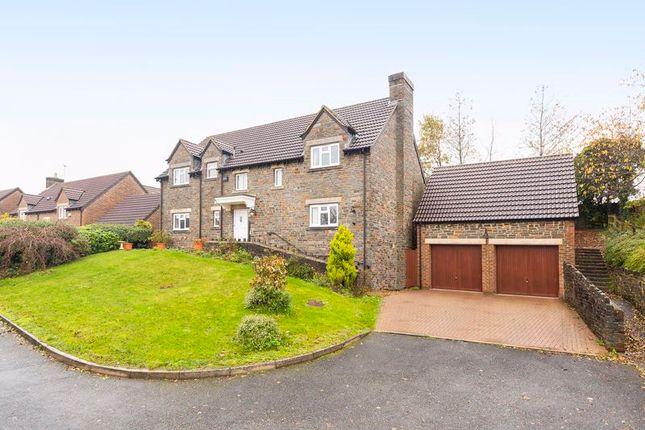 Thumbnail Detached house for sale in Miners Close, Long Ashton, Bristol