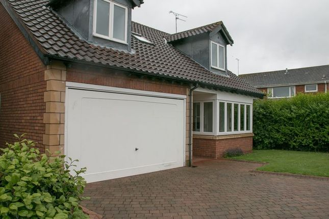 Thumbnail Detached house for sale in Guardians Court, North Road, Ponteland, Newcastle Upon Tyne