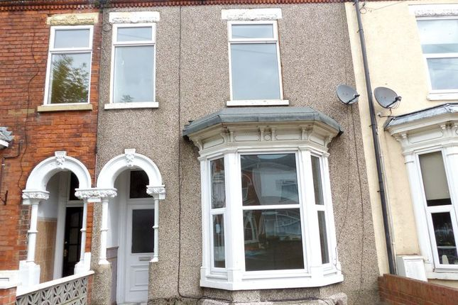 Thumbnail Terraced house to rent in Welholme Road, Grimsby