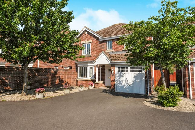 Thumbnail Detached house for sale in Chartist Rise, Monmouth