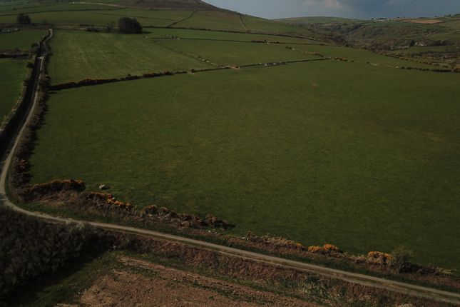Thumbnail Land for sale in Rhydyclafdy, Pwllheli