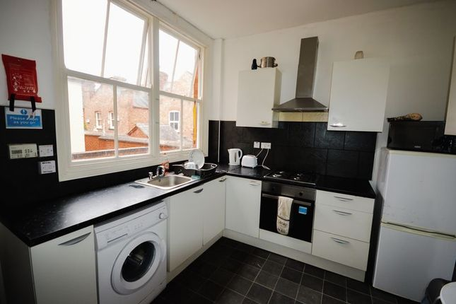 Thumbnail Shared accommodation to rent in Saxby Street, Leicester