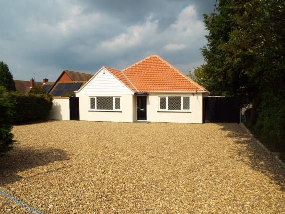 Thumbnail Bungalow for sale in St Osyth, Clacton On Sea, Essex