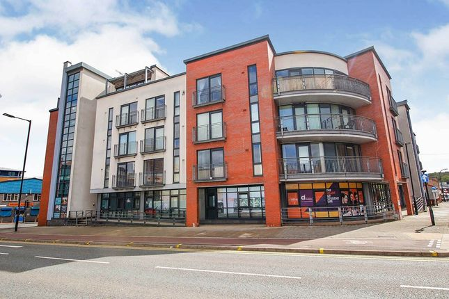 1 bed flat for sale in Shoreham Street, Sheffield S1
