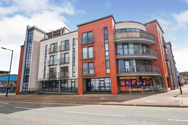 1 bed flat for sale in Shoreham Street, Sheffield S1