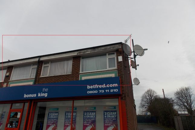 Thumbnail Flat for sale in Lynton Parade, Grimsby