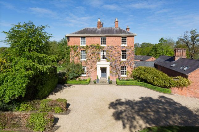 Thumbnail Detached house for sale in Walford Heath, Shrewsbury, Shropshire