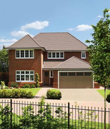Thumbnail Detached house for sale in Bowden Chase, Berry Close, Great Bowden, Market Harborough