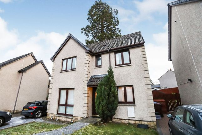 3 bed detached house for sale in Rannochmoor Gardens, Dundee DD3