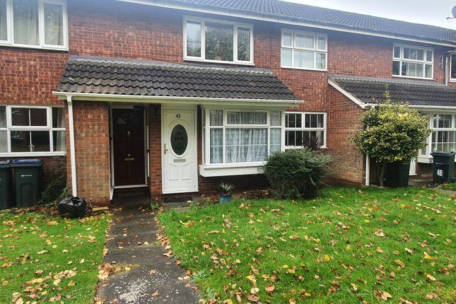 Thumbnail Maisonette to rent in Lyneham Gardens, Minworth, Sutton Coldfield